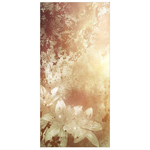 Apalis Panel japones Lilith 250x120cm | Paneles japoneses separadores de ambientes Cortina Paneles japoneses Cortina Cortinas | Tamaño: 250 x 120cm sin Soporte