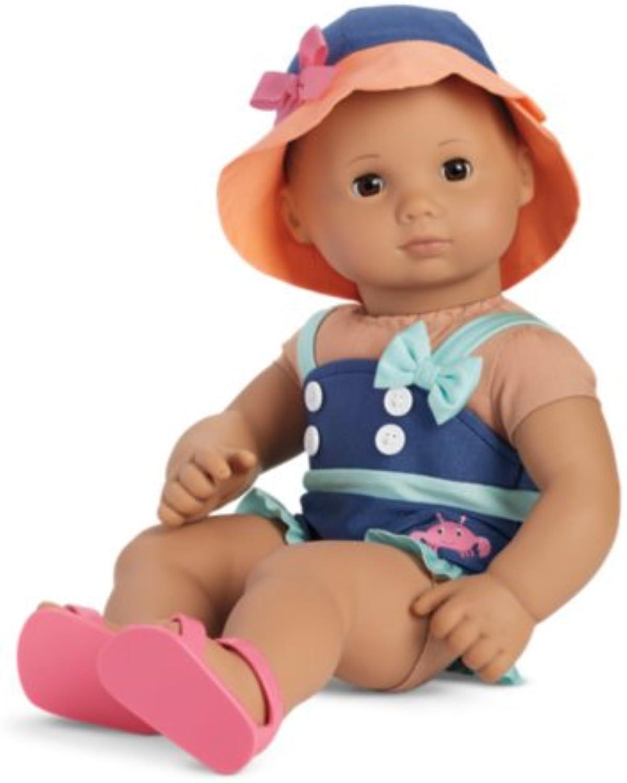 American Girl Seaside Fun Swimsuit for Bitty Baby Dolls