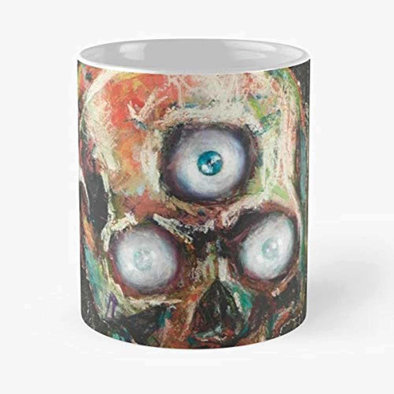 Insight Enlightenment Oneness - Coffee Mugs Unique Ceramic Novelty Cup