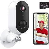 Cámara de seguridad, E T EASYTAO cámara wifi de seguridad para exteriores para el hogar con...