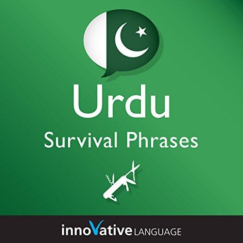 Learn Urdu - Survival Phrases Urdu, Volume 1