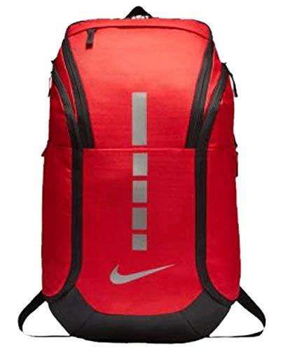 Nike Hoops Elite Pro Backpack UNIVERSITY RED BLACK MTLC COOL GREY