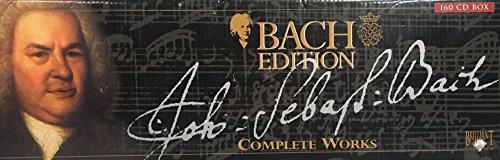 Bach: Das Gesamtwerk (Box mit 160 CDs)