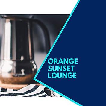 Orange Sunset Lounge