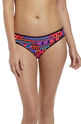 Freya Womens Echo Beach Bikini Brief, XL, Multi
