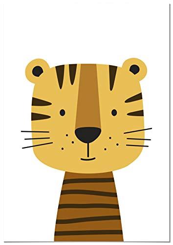 Cuadro Tigre Mejor Precio De 2020 Achandonet