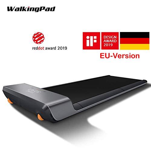 ZINNZ SELECTED WalkingPad A1 EU Laufband klappbar flach elektrisch für zuhause am Schreibtisch