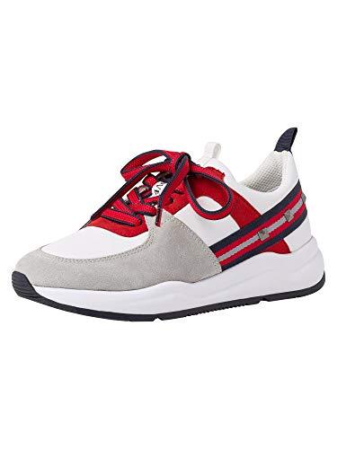 Jana Damen Sneaker 8-8-23628-24 555 H-Weite Größe: 40 EU