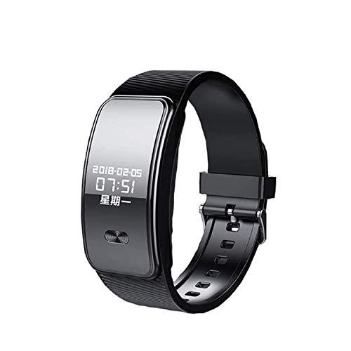 Aufnehmen von Armbanduhr Armband Digital Audio Recorder Rauschunterdrückung mit intelligentem Schritt Zähler Zeit, Datumsanzeige