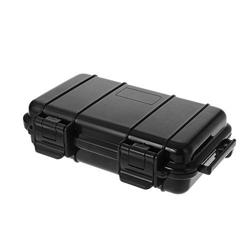 yaonow Outdoor plastica Impermeabile Antiurto Scatola Sopravvivenza ermetico Caso Contenitore Storage Carry Box, LBK, Taglia Unica