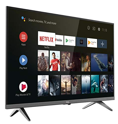 TCL 40ES560 Smart TV de 40 Pulgadas con Full HD, HDMI, USB, WiFi y sintonizador...