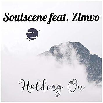 Holding on (feat. Zimvo)