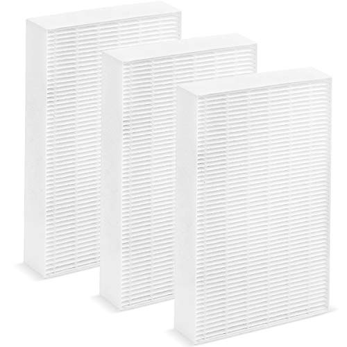 Altec Filters HEPA Premium Quality Replacement Filters Compatible with HPA300 Air Purifier, 3 Pack Fits HPA090, HPA100, HPA200, HPA300 HW HRF-R3 Filter R (HRF-R3 3 Pack)