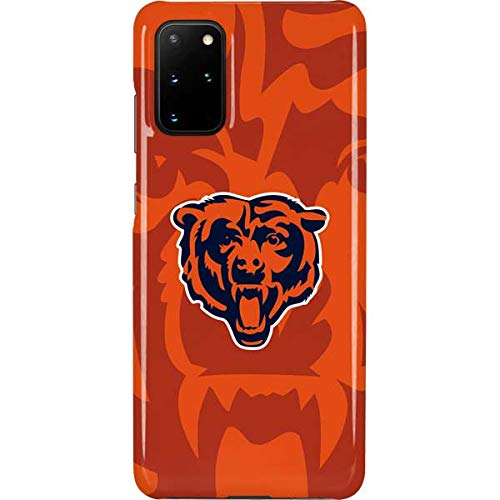 Skinit Lite Phone Case for Galaxy S20 Plus - Officially Licensed NFL Chicago Bears Double Vision Design