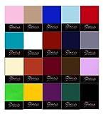 NatureMark Jersey Spannbettlaken 180x200 bis 200x200 cm in vielen Farben