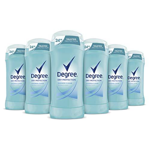 Degree - Desodorante de 2.6oz (77ml) para mujer,...