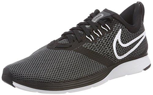 Nike Strike (Gs), Scarpe da Corsa Uomo, Nero (Black/White/Dark Grey/Anthracite 003), 40 EU