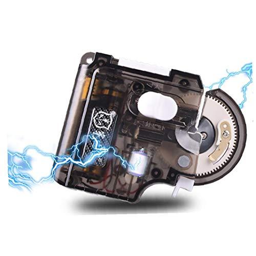 1PC Elektroangelhaken Tier Tool Automatische Tyer Maschine Angelzubehör Bindegerät Köder Angelhaken Linie Tyer (USB aufladbare)