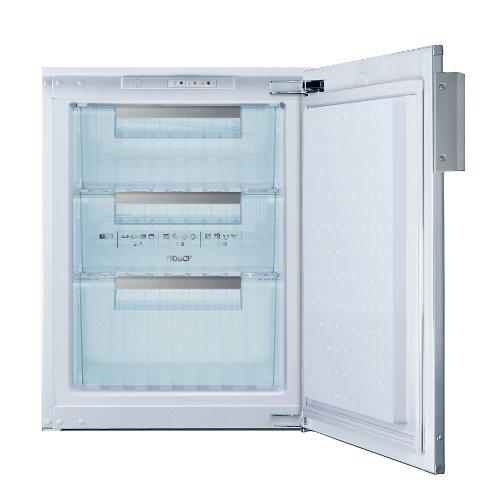Bosch GFD14A60 Serie 4 Gefrierschrank / A++ / 70 L / Weiß / Super-Gefrieren / transparente Gefriergut-Schubladen