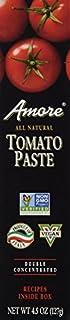 Amore Tomato Paste - 4.5 oz (2 Pack)