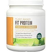 Whole Foods Market, Plant-Based Fit Protein - Vanilla Cinnamon, 16.2 oz
