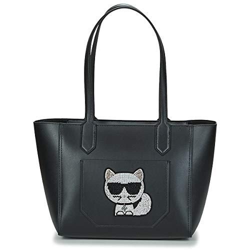 Karl Lagerfeld K/choupette Tote Shopper Damen Schwarz - Einheitsgrösse - Shopper/Einkaufstasche Bag