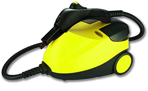 SILVANO - Vaporeta Limpieza Hogar - Sistema de Limpieza a Vapor 34-YH-682 - Potencia 2000 W - Presión 4 Bar - Depósito 1,5L - Elimina bacterias y desinfecta