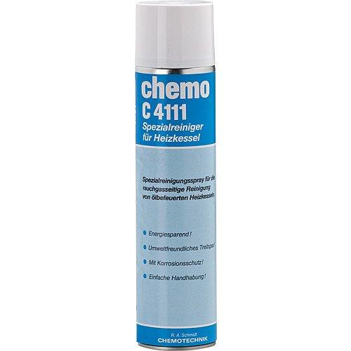 Chemo Kesselreiniger C 4111 Inhalt 600ml - 7300105