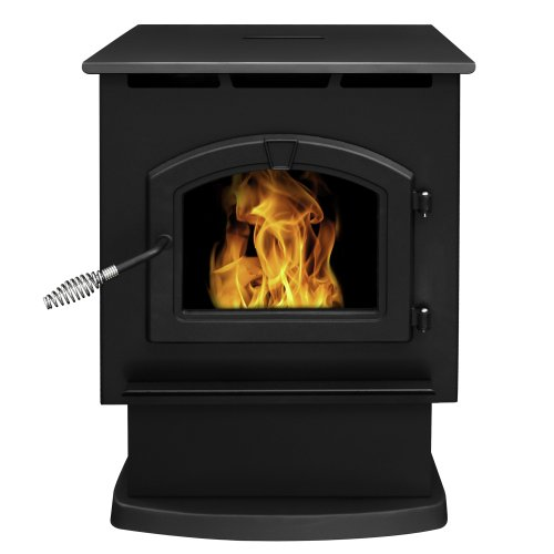 Pleasant Hearth 50,000 BTU Large Pellet Stove