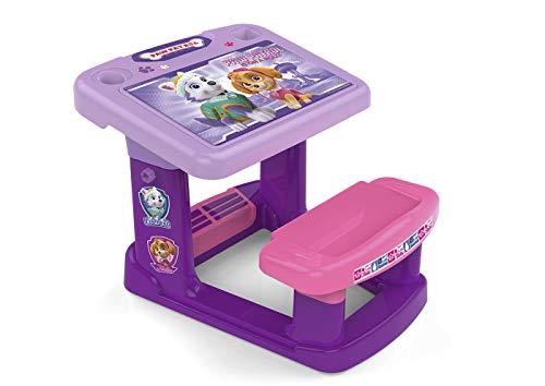 Chicos Pupitre Infantil Patrulla Canina Skye, Colo púrpura y Rosa, Color (Fábrica de Juguetes 51076)