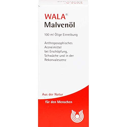 WALA Malvenöl ölige Einreibung, 100 ml Öl
