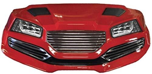 Madjax Yamaha G29/Drive Havoc Street Body Kit in Red (Fits 2007-2016)