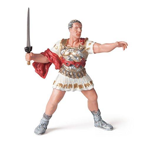 Papo 39804 HISTORISCHE Figuren Caesar, Mehrfarben