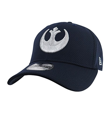 Star Wars Rebel Symbol Navy 39Thirty Cap- Small/Medium