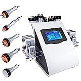 Body Sl-imm-ing V-acuum Machine,Body Face Skin Beauty Care for Home Salon Use Massager110V