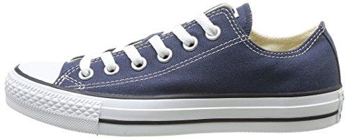Converse All Star zapatillas unisex, bajas, azul marino, diseño de skaters, talla 42 para mujeres y 40 para hombres