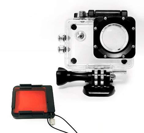 Magic-Filter Rotfilter APEMAN A80 4k (altes Gehäuse)
