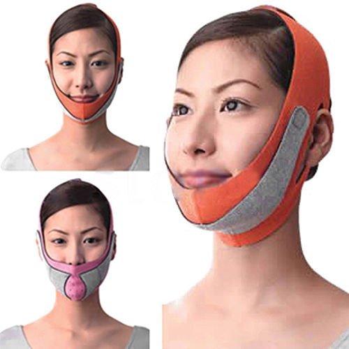 IPOTCH Chin Cheek Slim Lift Up Masque Anti-Rides Ultra-mince Sangle V Ceinture Ligne