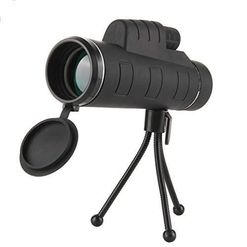 WNTHBJ Tasche Monotones Teleskop, 35X50 Monocularteleskop, Hohe Leistung Schwache Licht Nachtsicht Anzeige Im Freien, Golf Bewegliches Im Freien Teleskop