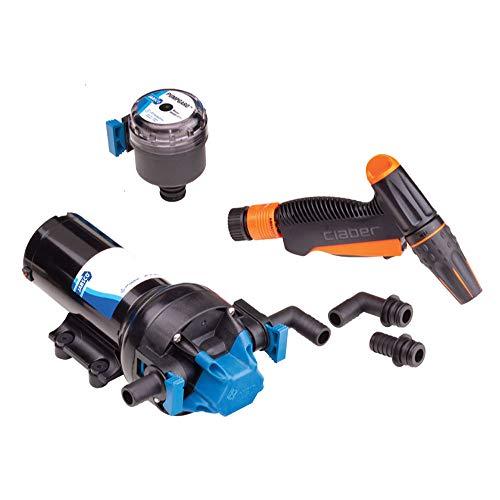 Jabsco 82605-0092 HotShot Series Automatic Washdown Pump - 6.0GPM -...