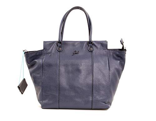 Gabs Tasche für Damen ISOTTO M BLAU NOTE RUGA, Blau Einheitsgröße