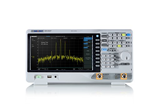 Siglent SSA3032X Plus, analizador de espectro 9 KHz hasta 3,2 gHz