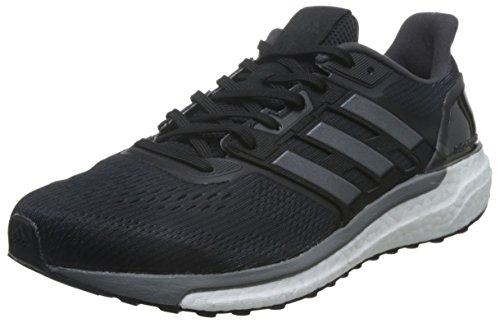 Adidas Supernova M- Zapatillas Running para Hombre, Negro (Core Black / Iron Metall / Grey), 40 2/3 EU