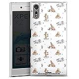 DeinDesign Coque Compatible avec Sony Xperia XZ Étui Housse Winnie l'ourson Disney Produit sous...