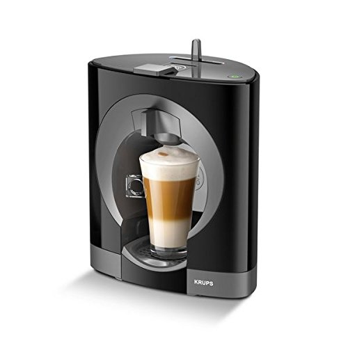 qtimber Capsule Koffiemachine Krups KP1108 Oblo Dolce Gusto 15 bar 0,6 L 1500W Zwart 19,99 x 38,99 x 29,01 cm caffettiera
