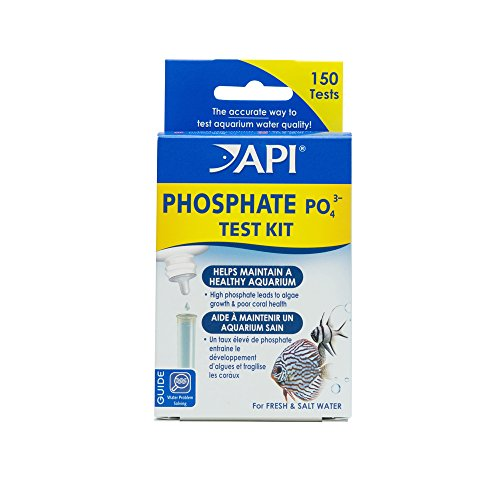 API Aquarium Water Test Kit - Phosphate $2.10 w/ 20% coupon Amazon