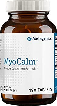 Metagenics MyoCalm® – Muscle Relaxation Formula* | 60 Servings