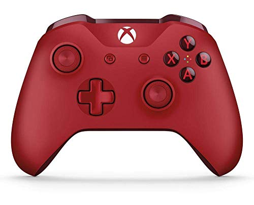 Microsoft Xbox One, Controller Wireless, Rosso