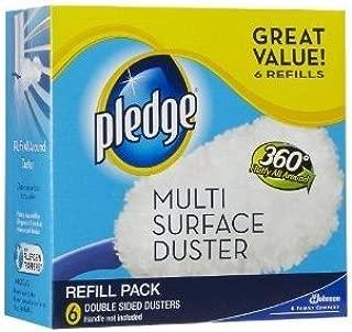 Pledge Multi Surface Duster 360 Refill - 1 Pack