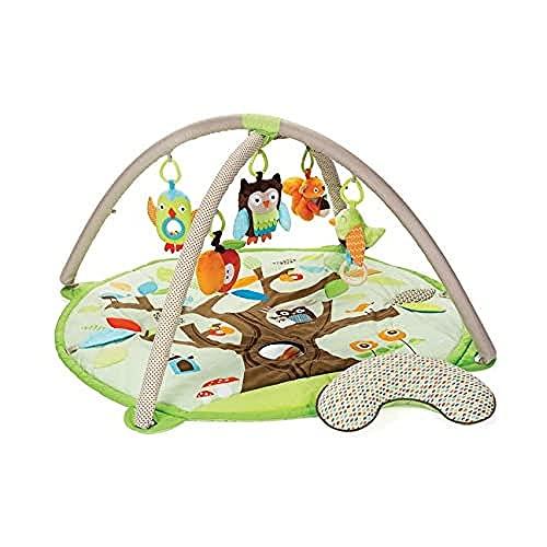 Skip Hop Treetop Friends Krabbel-/Spieldecke, mehrfarbig